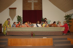 Passion Play @ Pendleton Baptist Church | Pendleton | Oregon | United States