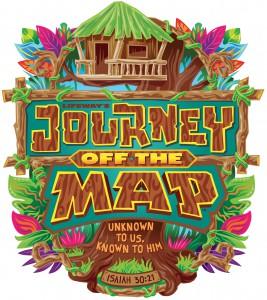 VBS- Journey off the Map! @ Pendleton Baptist Church   Pendleton   Oregon   United States
